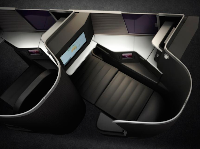 Virgin Australia New Business Class 2