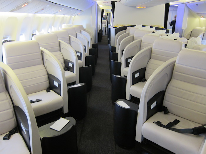 Good Air New Zealand Business Class Award Availability