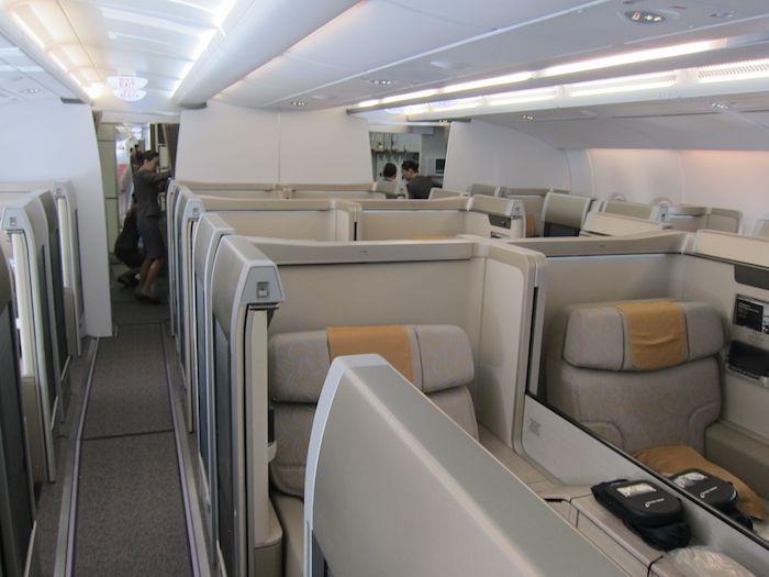 Asiana A380 First Class 001