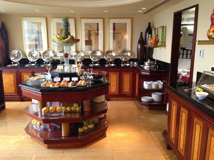 Conrad Hong Kong Club Lounge