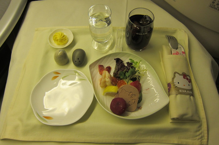 EVA-Air-Food