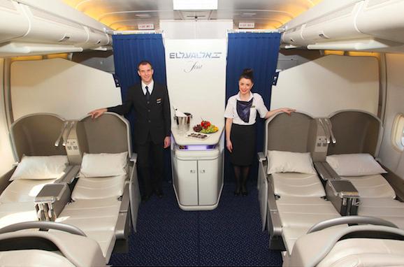 El Al First Class 101