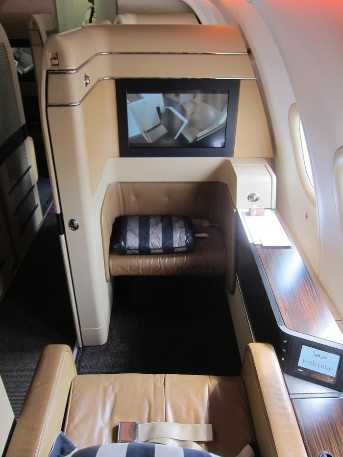 Etihad First Class 202