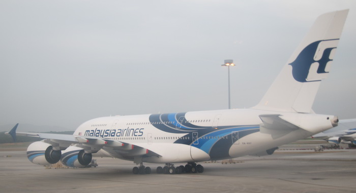 Malaysia-A380