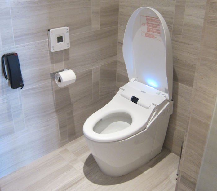 Why Do Hotels Have Phones In Bathrooms? | One Mile at a Time Ada Guidelines For Mobile Home Bathrooms on ada bathroom specs, ada bathroom dimensions, ada toilet diagram, ada compliant bathroom plans, ada bathroom layout, ada bathroom design, ada bathroom clearances, ada toilet standards, ada bathroom requirements diagram, ada handicap bathroom requirements commercial,