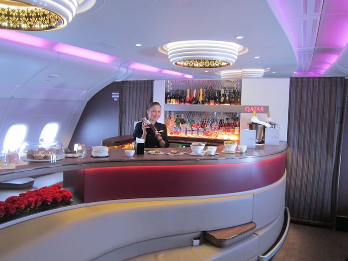Qatar Airways A380 First Class 14