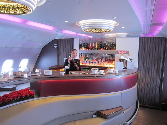 Qatar Airways A380 First Class 14