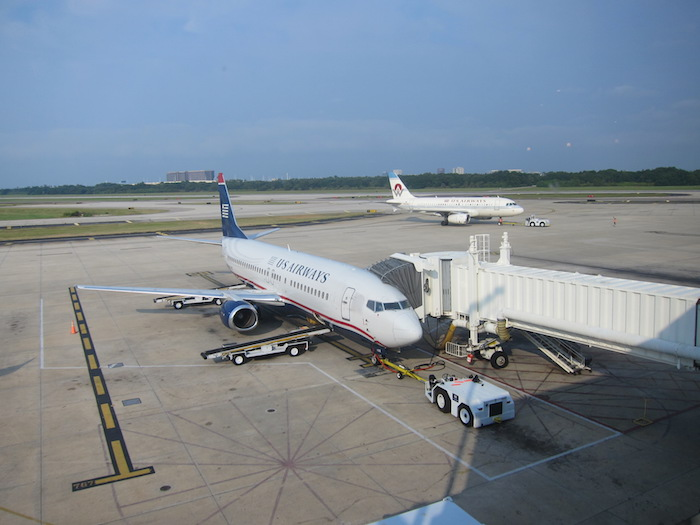 US-Airways-Plane