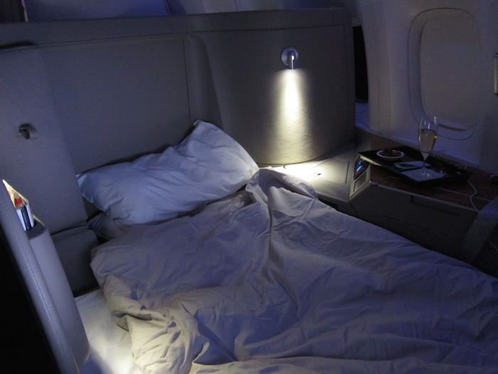 First Class and Business Class airline seat Star Ranking