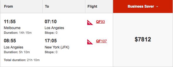 Qantas-New-York-Flight-1