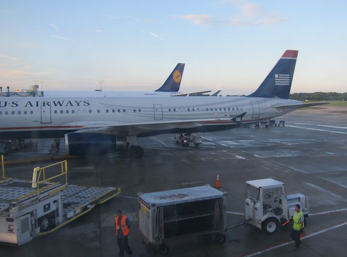 Us Airways Business Class A330 68