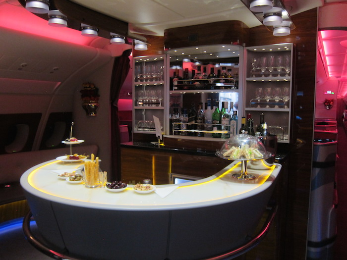 Emirates Business Bar