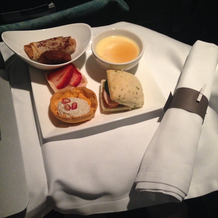 Etihad-Business-Class-Food
