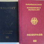 German Us Passport
