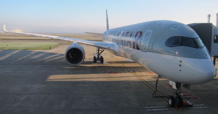 Review Of Qatar Airways Airbus A350 Delivery Ceremony