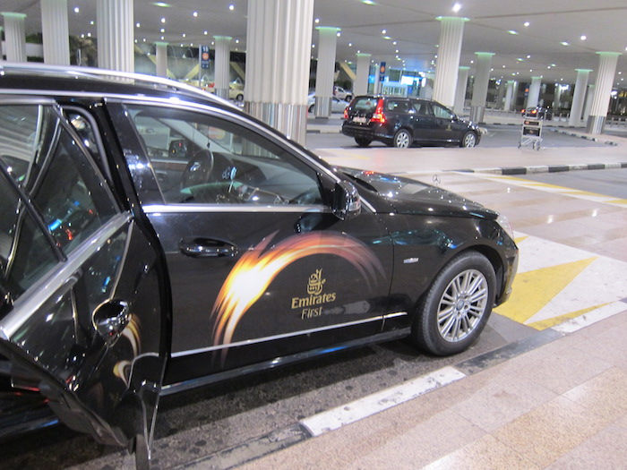 Dubai Airport Taxi Scam One Mile At A Time