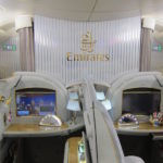 Emirates First Class A380 Singapore 03