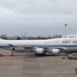 Kuwait Airways 747
