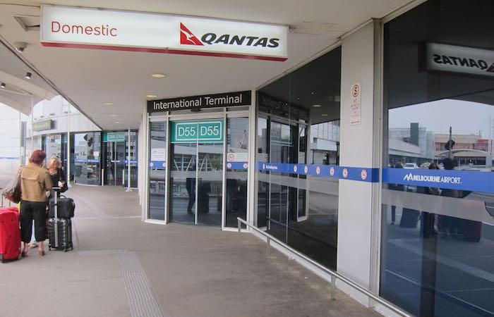 Qantas Club Melbourne Airport 01