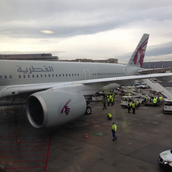 Qatar Airways A350 Business Class 28