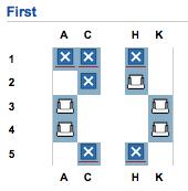 Seatmap