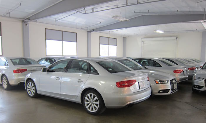 Audi Is Acquiring Silvercar My Favorite Car Rental Company One - Audi rental cars