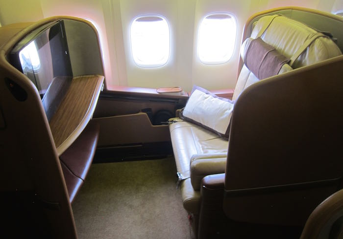 Singapore Airlines 777 First Class 01