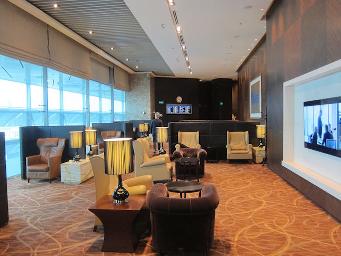 Singapore Airlines Private Room 14