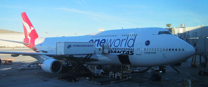 Oneworld Lounge Lax 55