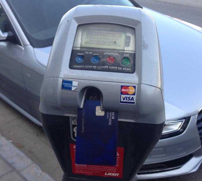 Csp Parking Meter