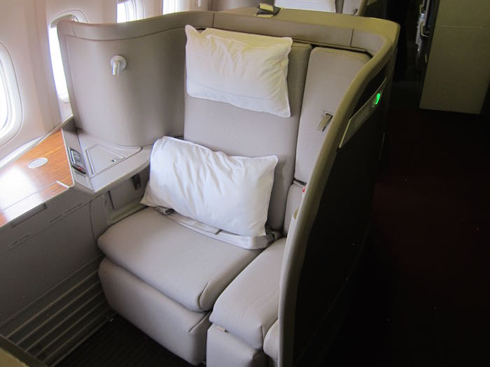 Cathay Pacific First Class 02