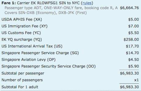 Dubai-Airport-Fees