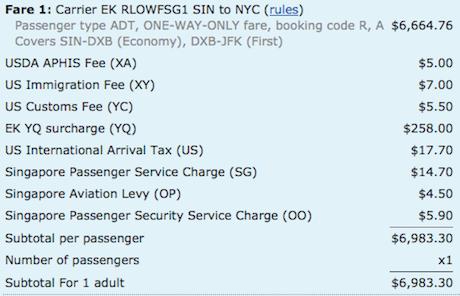 Dubai-Airport-Fees