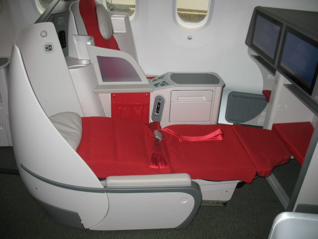 Ethiopian New Business Class