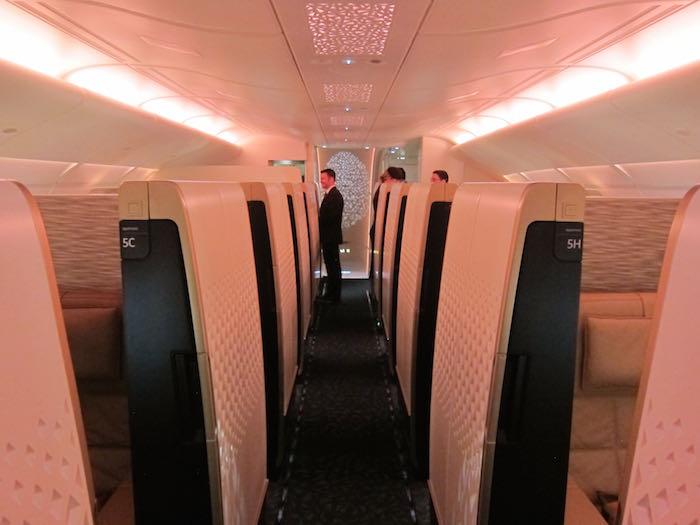 Review: Etihad Airways First Class Apartment A380 Abu ...