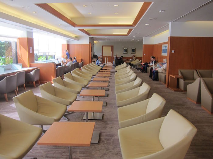 Review American Airlines Admirals Club Honolulu Airport