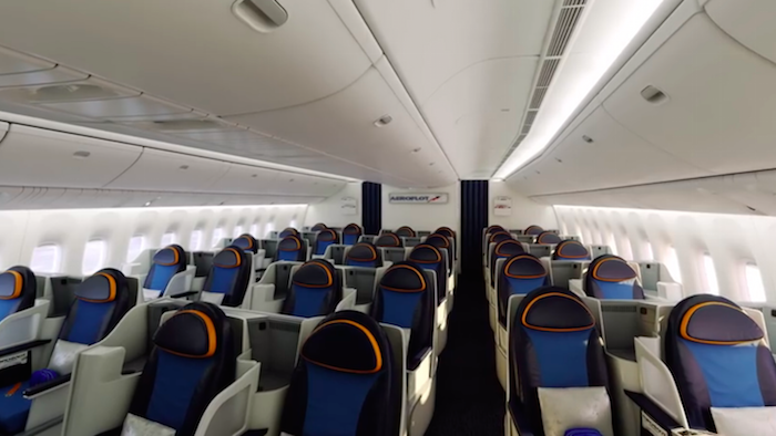 Aeroflot One Mile At A Time