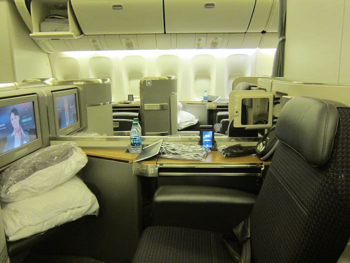 Review American Airlines First Class 777 300er Los Angeles To London One Mile At A Time
