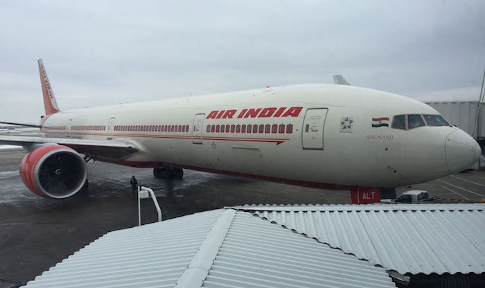 Air India Launching Delhi To San Francisco Route One
