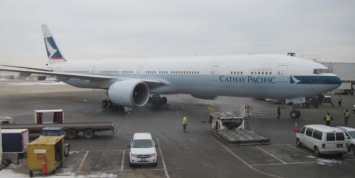 Cathay Pacific Increases Their Checked Baggage Allowance