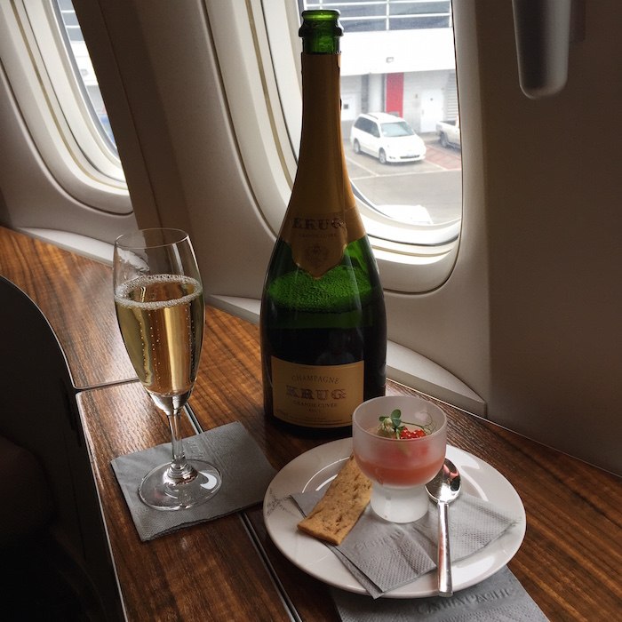 First Class Services First In Class: Difference Between Cathay Pacific First & Business Class