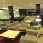 Cathay Pacific Lounge London 05