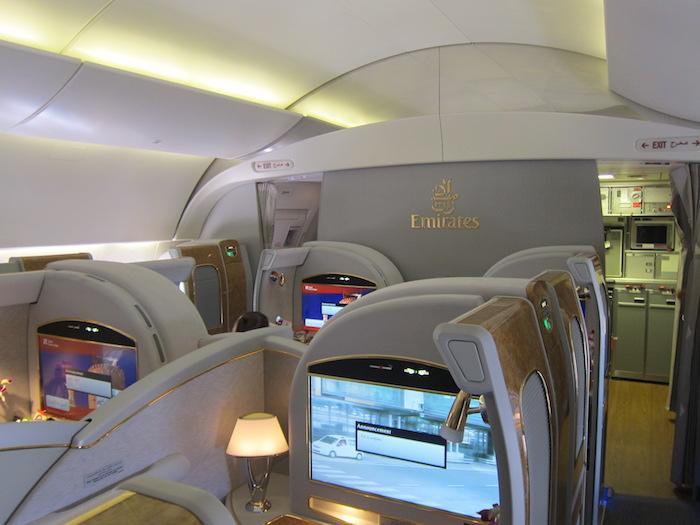 Emirates 777 First Class 1