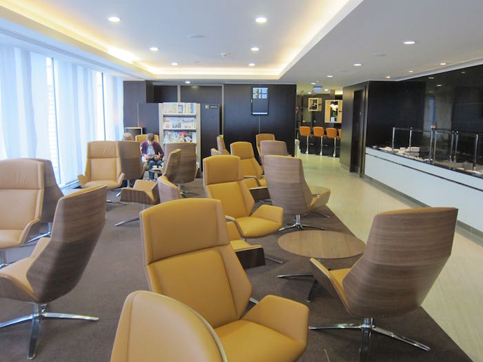 Etihad Lounge London Heathrow 20