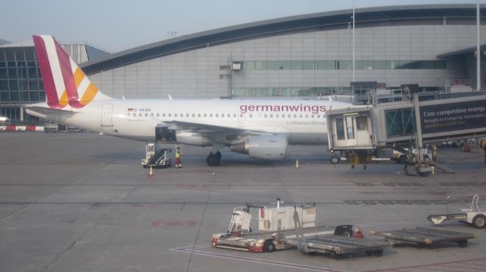 Germanwings Rebranding As Eurowings This Fall One Mile
