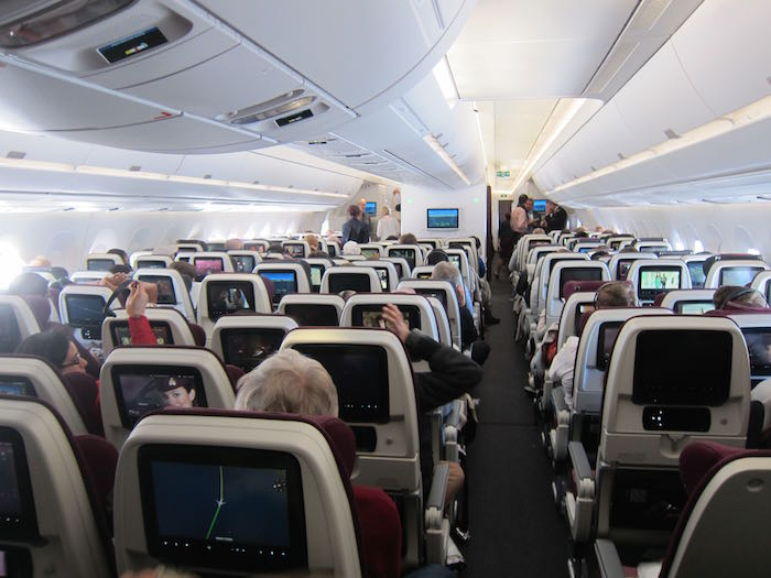 Qatar Airways A350 Business Class 69 One Mile At A Time