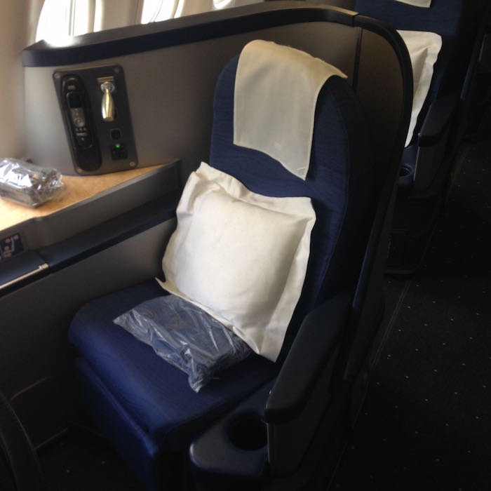 Us Airways Business Class A330 01