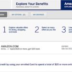 Amex Offers Amazon