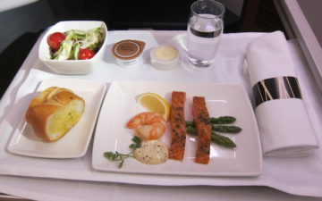 Cathay Pacific Business Class 777 4