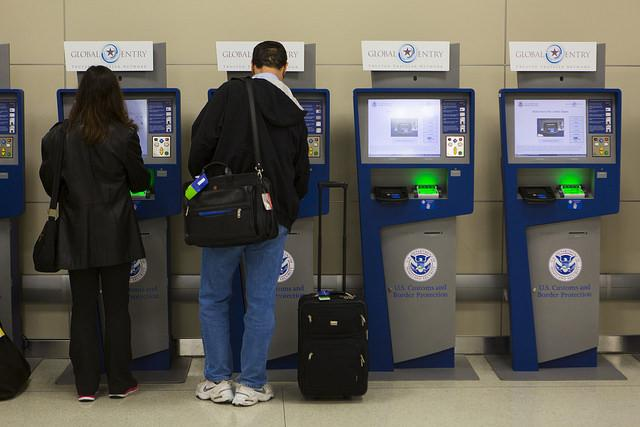 Which Credit Cards Offer Global Entry Fee Credits One